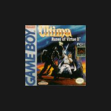 Ultima : Runes of Virtue II