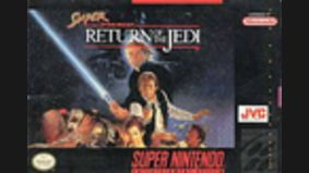 Star Wars : Super Return of the Jedi