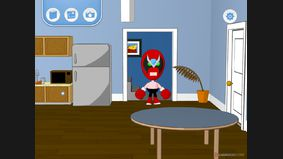 Strong Bad's Cool Game for Attractive People : Homestar Ruiner