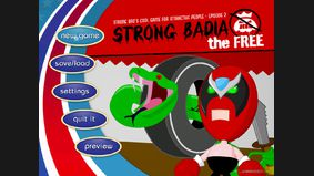 Strong Bad's Cool Game for Attractive People : Strong Badia the Free
