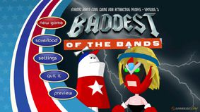 Strong Bad's Cool Game for Attractive People : Baddest of the Bands