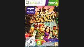 Kinect Adventures !