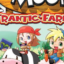 Harvest Moon : Frantic Farming