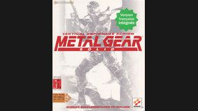 Metal Gear Solid Integral