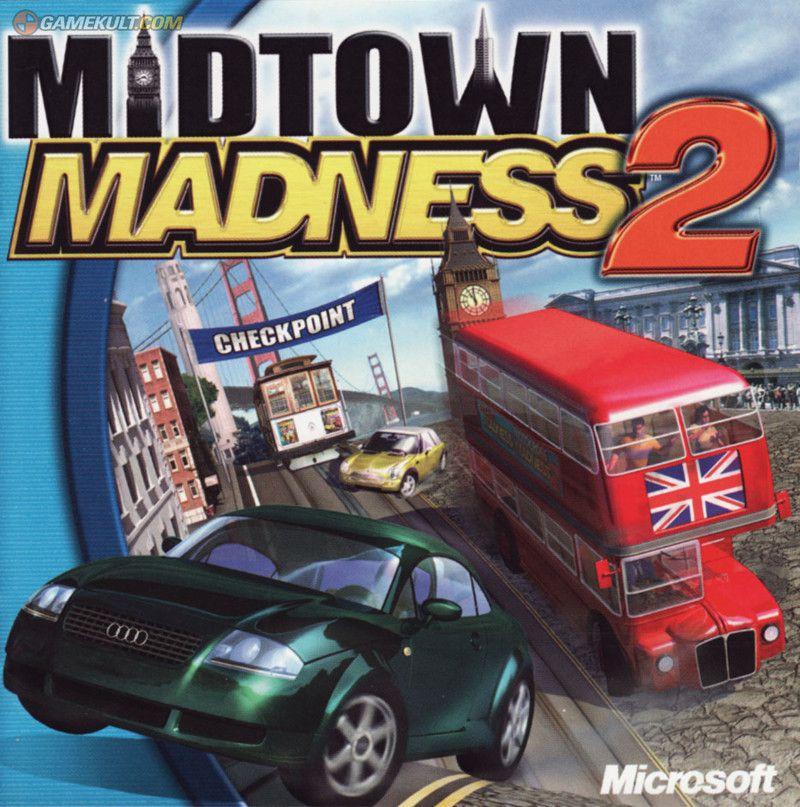 des voiture pour midtown madness 2