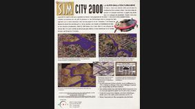 Sim City 2000 Version 1