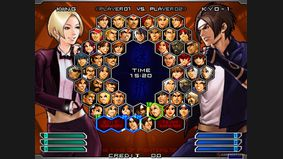 The King of Fighters 2002 : Unlimited Match for Nesica Live