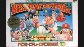 Best Play Pro Baseball '90