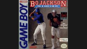 Bo Jackson : Two Games In One