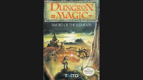 Dungeon Magic : Sword of the Elements