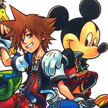 Kingdom Hearts Re : coded