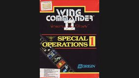 Wing Commander II : Special Operations 1