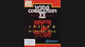 Wing Commander II : Speech Accessory Pack