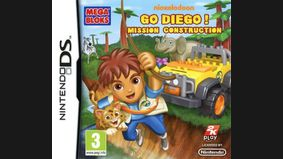 Go, Diego, Go ! Mission Construction