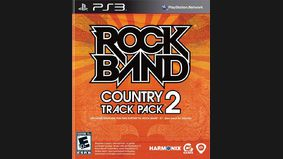 Rock Band Country Track Pack Volume 2