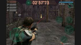 Resident Evil : The Mercenaries Vs.