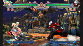 Blazblue : Continuum Shift