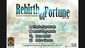 Rebirth of Fortune - Fortune Chronicle Episode 1