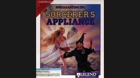 Spellcasting 201 : The Sorcerer's Appliance