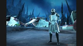 Star Wars : Clone Wars Adventures