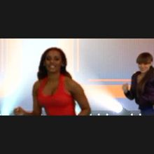 Test : Let's Dance with Mel B (Xbox 360)