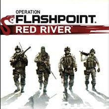 Operation Flashpoint : Red River - Vallée de la mort