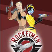 Rocketmen : Axis of Evil