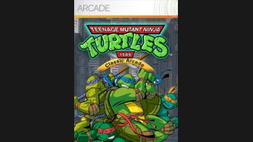 Teenage Mutant Hero Turtles II : The Arcade Game