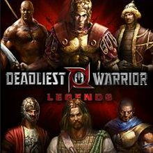 Deadliest Warrior : Legends