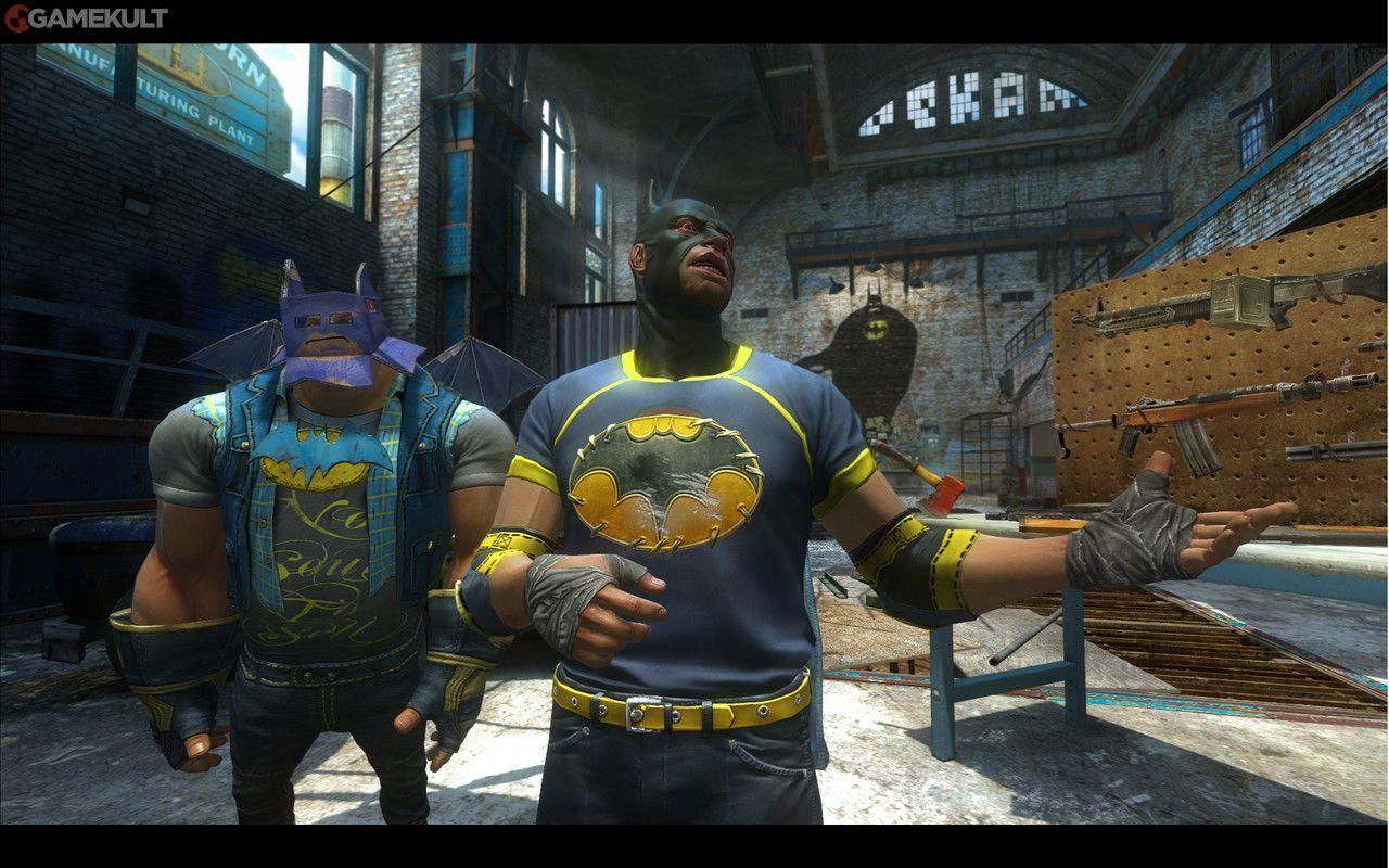 Gotham City imposteurs matchmaking prend pour toujours site de rencontre gratuit pour les étudiants