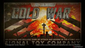 Toy Soldiers : Cold War