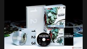 Metal Gear Solid HD Edition (Japon)