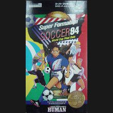 Super Formation Soccer 94 : World Cup Final