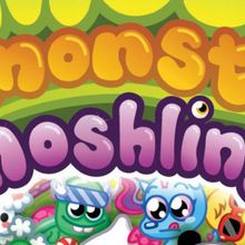 Moshi Monsters : Moshling Zoo