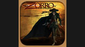 Zorro : Shadow of Vengeance for iPhone