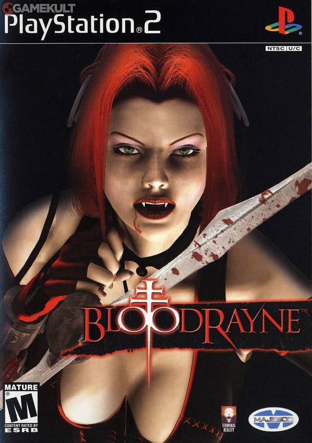 jeux bloodrayne gratuit