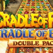 Cradle of Rome / Cradle of Egypt : Double Pack