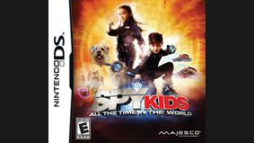 Spy Kids : All the Time in the World