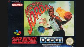 Michael Jordan : Chaos in the windy city