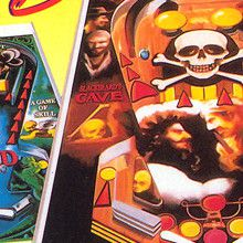 Super Pinball :  Behind the Mask