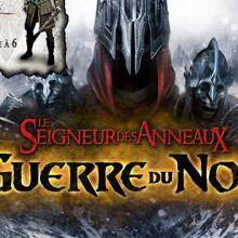 meilleur prix photos officielles pas cher Le Seigneur des Anneaux : La Guerre du Nord - Jeu Action ...