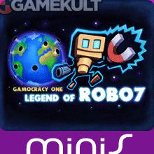 Gamocracy One : Legend Of Robo7