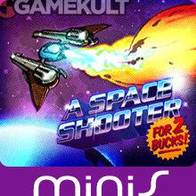 A Space Shooter for 2 bucks !