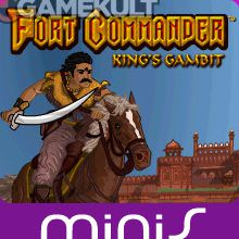 Fort Commander : King's Gambit