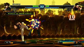 The King of Fighters XIII