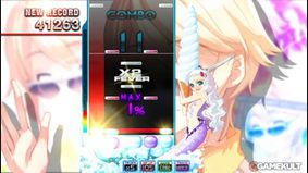 DJ Max Portable : Black Square