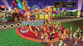 Family Trainer : Magical Carnival