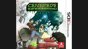 Centipede : Infestation