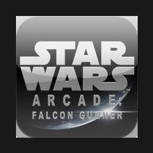 Star Wars Arcade : Falcon Gunner