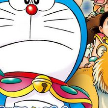 Doraemon : Nobita and the Island of Miracles - Animal Adventure